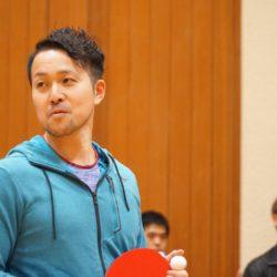 第2回 村田雄平コーチの卓球年間プログラム 2月22日開催(受付終了)