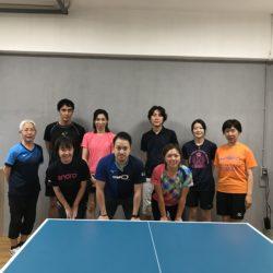 第9回 村田雄平コーチの卓球年間プログラム 9月19日開催(受付終了)