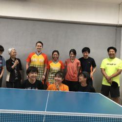第10回 村田雄平コーチの卓球年間プログラム 10月17日開催(受付終了)